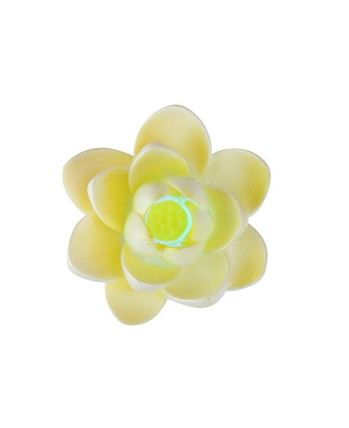 "Northlight 4"" Floating Flower Led Color Changing Patio Or Swimming Pool Light"