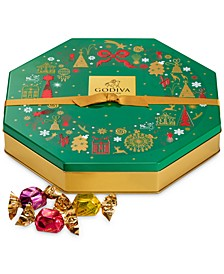 50-Pc. Truffle Tin