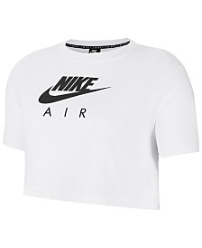 Nike Air Plus Size Short-Sleeve Top