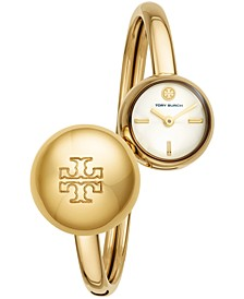 Women's Blair Bangle Gold-Tone Stainless Steel Bracelet Watch 22mm