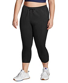 Plus Size Heritage Warm-Up Ankle Pants