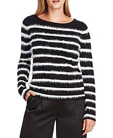 Eyelash Stripe Sweater