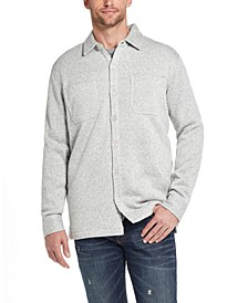 Men's Fleece Lined Shirt Jacket
