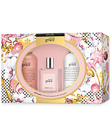 philosophy 3-Pc. Amazing Grace Eau de Toilette Gift Set