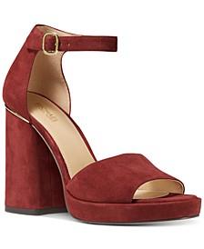 Amal Platform Dress Sandals