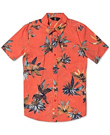 Big Boys Verano Stone Printed Shirt