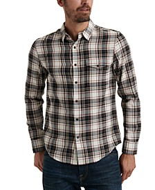 Men's JPJ Plaid Shirt