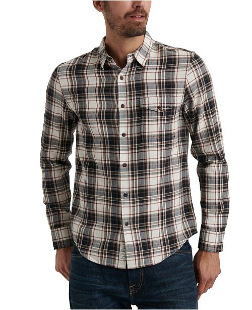Lucky Brand Men's JPJ Plaid Shirt