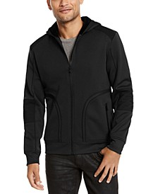 INC Men's Overbound Hooded Jacket, Created For Macy's