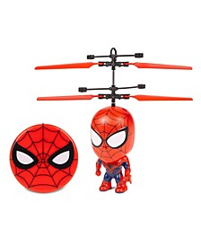 Spider-Man Flying Figure IR Helicopter