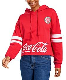 Juniors' Coca-Cola Hoodie