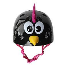 CredHedz Punky Penguin Helmet