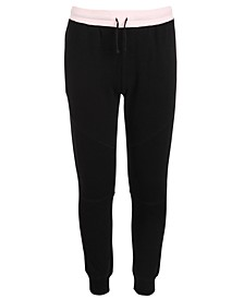 Big Girls Pieced Sweatpants, Created For Macy's