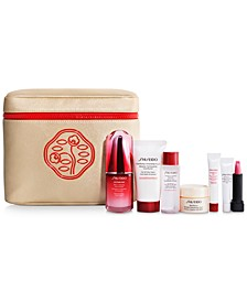 8-Pc. Prep & Hydrate Holiday Set - Only $70 with any $50 Shiseido purchase (A $199 value!)