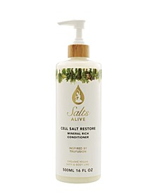 Cell Salt Restore Conditioner feat. Hemp Seed Oil