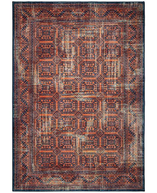 "Palmetto Living Alexandria Northern Mashad Thatch Red 7'8"" x 10'10"" Area Rug"