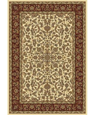 "CLOSEOUT! 1318/1514/IVORY Navelli Ivory/ Cream 7'9"" x 9'6"" Area Rug"