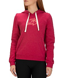 Juniors' Sunrise Fleece Hoodie
