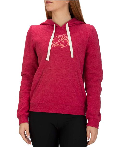 Hurley Juniors' Sunrise Fleece Hoodie