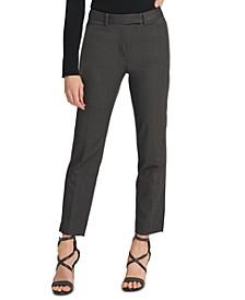Foundation Slim-Fit Straight-Leg Pants