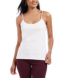 Style & Co. Fitted Camisole, Created for Macy's