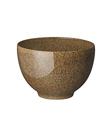 Studio Craft Chestnut Deep Noodle Bowl