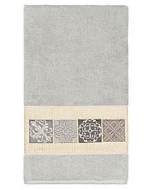 100% Turkish Cotton Vivian Embellished Bath Towel