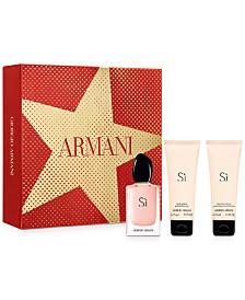 Giorgio Armani 3-Pc. Sì Fiori Gift Set