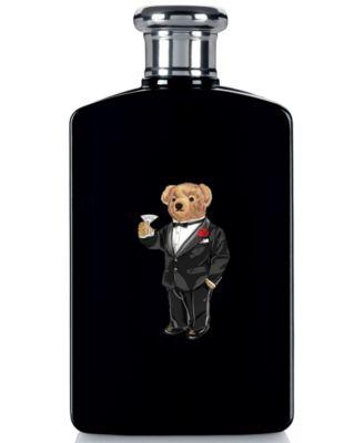 Men's Polo Black Eau de Toilette Bear Edition, 6.7-oz.
