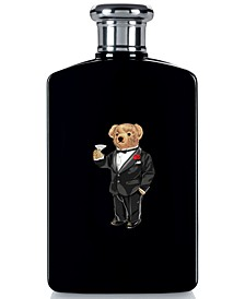 Men's Polo Black Eau de Toilette Bear Edition, 6.7-oz.