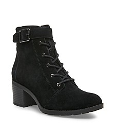 Kalex Buckled Booties