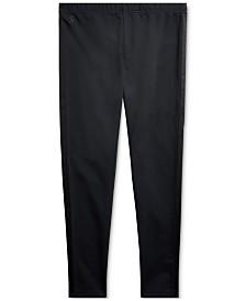 Polo Ralph Lauren Big GirlsStriped Stretch Cotton Legging