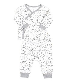 Gertex Dream Infant Boys Kimono Top and Pant Play/Sleepwear Set