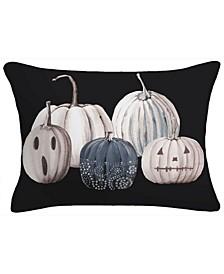 Pumpkin Lumbar Toss Pillow