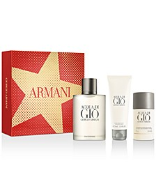 Men's 3-Pc. Acqua di Giò Gift Set