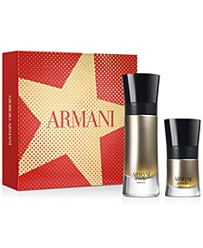 Men's 2-Pc. Armani Code Absolu Gift Set