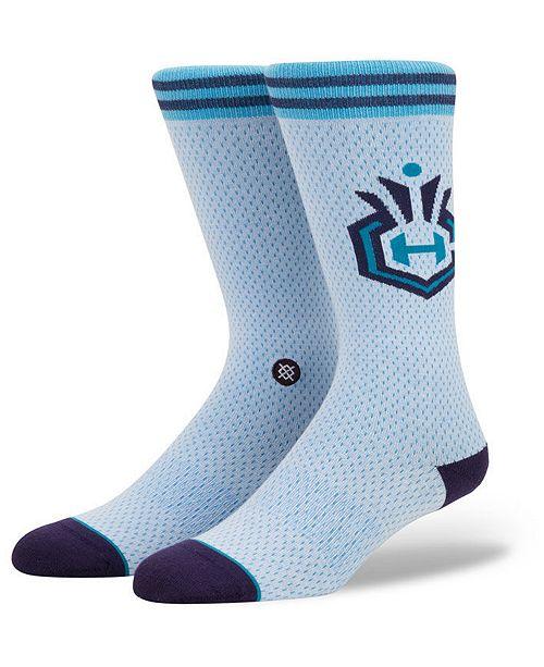 Stance Charlotte Hornets Arena Jersey Pack Crew Socks