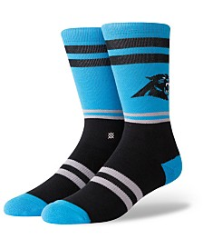 Stance Carolina Panthers Logo Crew Socks