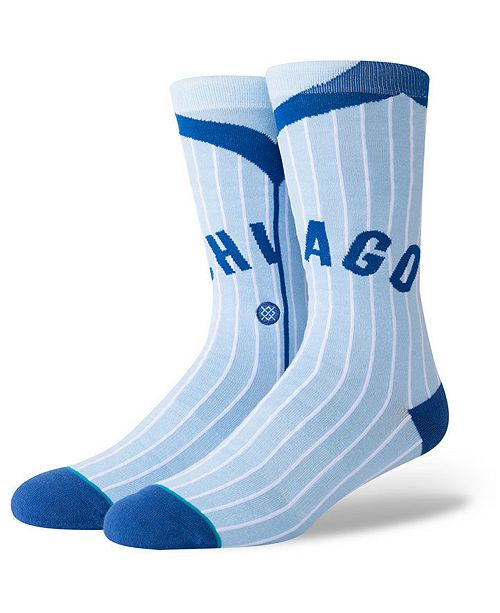 Stance Chicago Cubs Coop Jersey Crew Socks