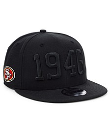 San Francisco 49ers On-Field Alt Collection 9FIFTY Snapback Cap