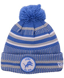 Detroit Lions Home Sport Knit Hat
