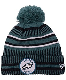 New Era Philadelphia Eagles Home Sport Knit Hat