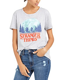 Love Tribe Juniors' Stranger Things Graphic T-Shirt