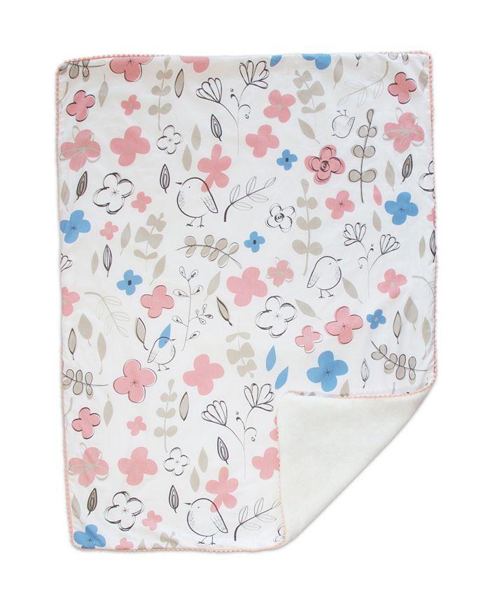 Lolli Living - Stroller Blanket - Mazie