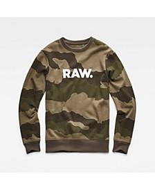 Men's Camouflage Logo Sweatshirt