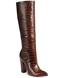 Women's Ibila Tall Leather Boots