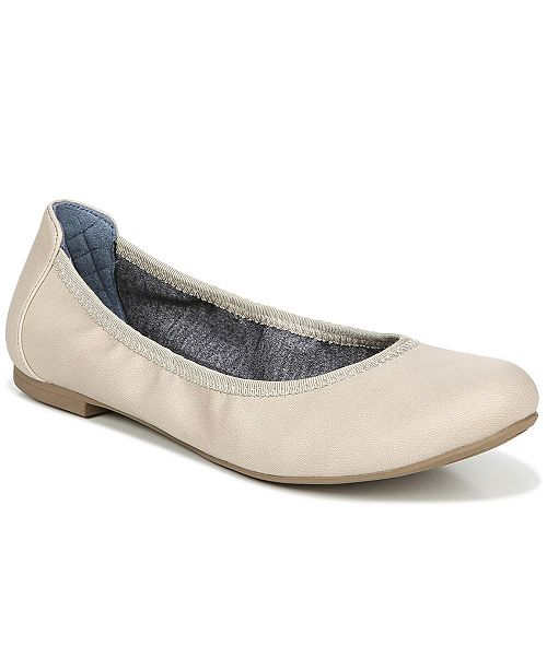 Dr. Scholl's Women's Feel Good Ballerina Flats