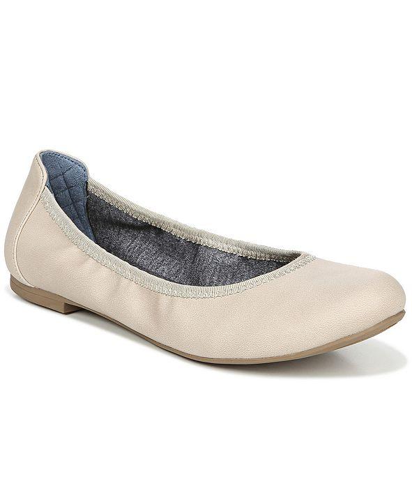 Dr. Scholl's Women's Feel Good Ballerina Flats