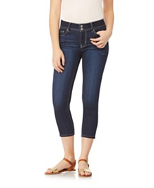 WallFlower Insta Soft Crop Jeans
