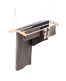 Extendable Ceiling Drying Rack
